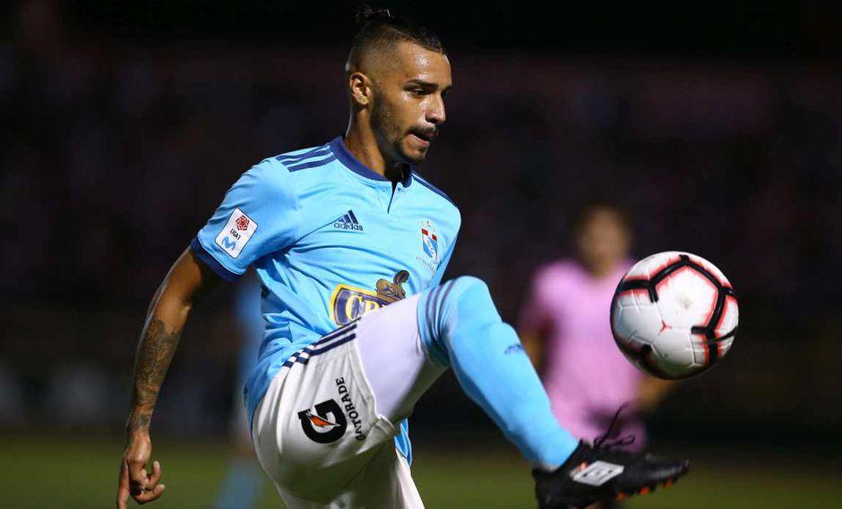 Sporting Cristal vs. Unión Española: Patricio Arce será baja para el duelo por Copa Sudamericana 2019