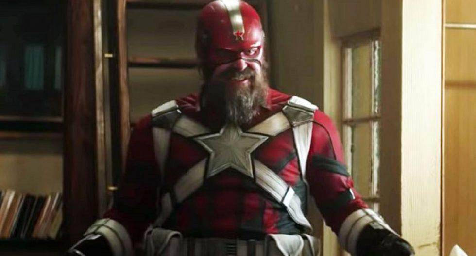 Black Widow: ¿quién es Red Guardian? (Foto: Marvel)