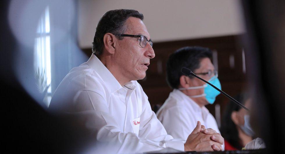 Vizcarra convocó a Consejo de Estado para mañana. (Foto: Presidencia)