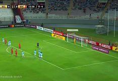 Sporting Cristal vs. Barcelona: Renato Solís atajó penal a Álvez