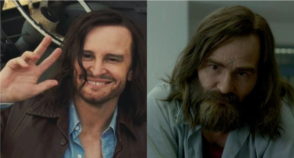 La película 'Once Upon a Time in Hollywood' y la serie 'Mindhunter' contaron el mismo actor para interpretar a Charles Manson. (Foto: Shutterstock)