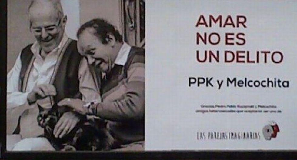 Pedro Pablo kuczynski y Pablo Villanueva, Melcochita.