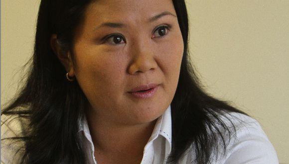 "La hija mayor de Keiko Fujimori dijo esperar ""con muchas ansias"" el retorno de su mamá. (Foto: GEC)"