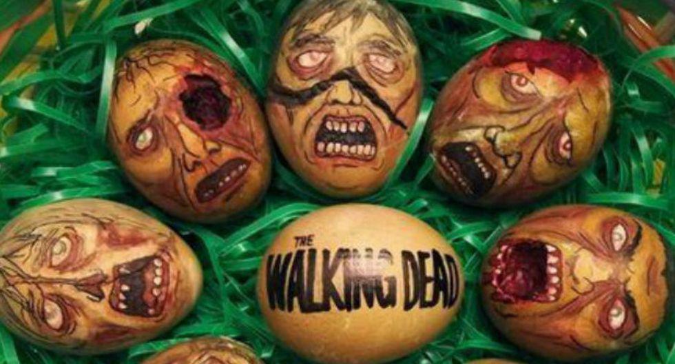 El reciente final de la quinta temporada de 'The Walking Dead', contó con una sintonía de más de 15 millones de espectadores en el mundo. (Pinterest/StanWinstonSchool)