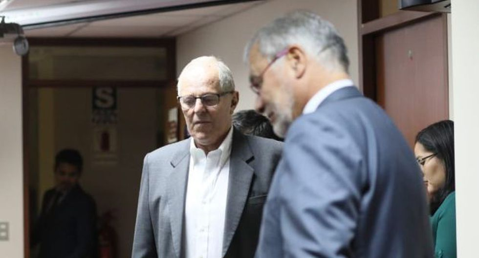 PPK permanece con una orden de detención preliminar luego que se desestimara su apelación. (Foto: Juan Ponce / GEC)