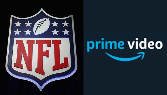 NFL y Amazon firmaron un convenio para que sigan transmitiendo partidos. (Fotos: AFP / Amazon)