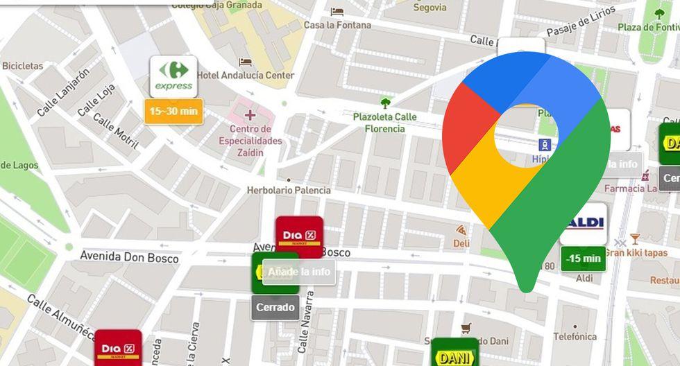 ¿Quieres saber si en la tienda hay fila? Entonces prueba esta aplicación que funciona junto con Google Maps. (Foto: Tiendeo)
