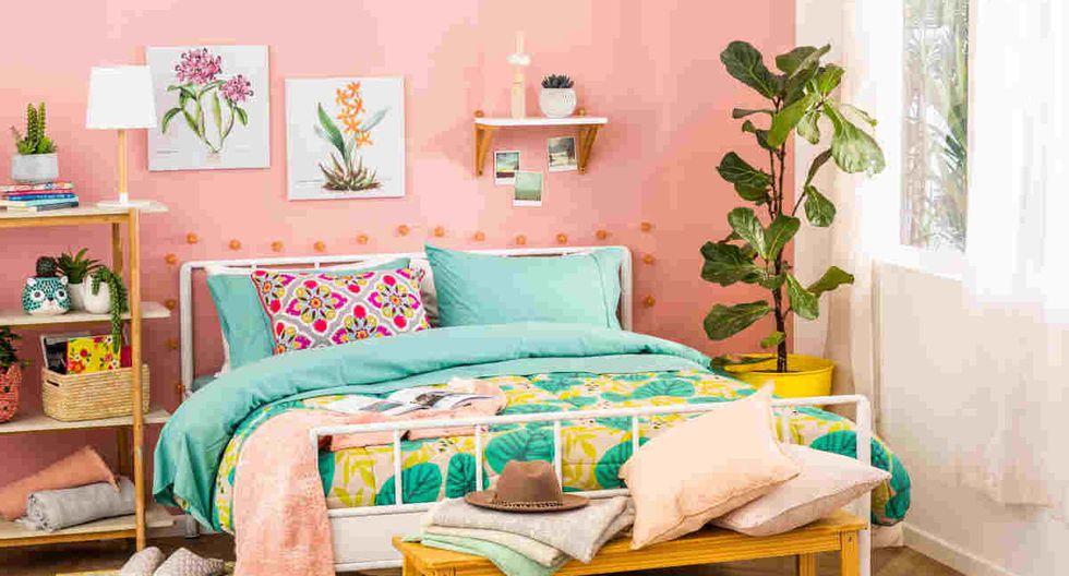 Nuevas tendencias de temporada para dormitorios.