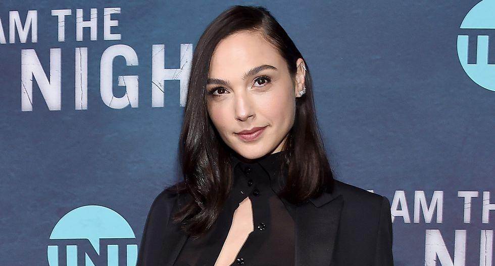 """Gal Gadot asiste al estreno de TNT """"I Am The Night"""" en Harmony Gold el 24 de enero de 2019 en Los Ángeles, California. (Foto: AFP)"""