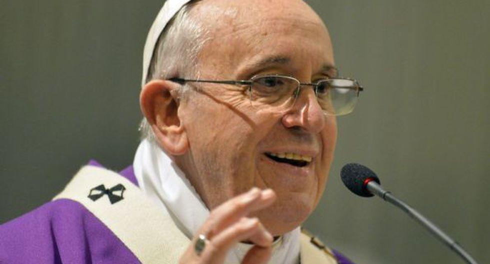 El Papa Francisco es el sucesor de Benedicto XVI. (AFP)