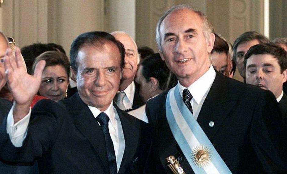 Fallece el ex presidente de Argentina, Fernando de la Rúa, a los 81 años