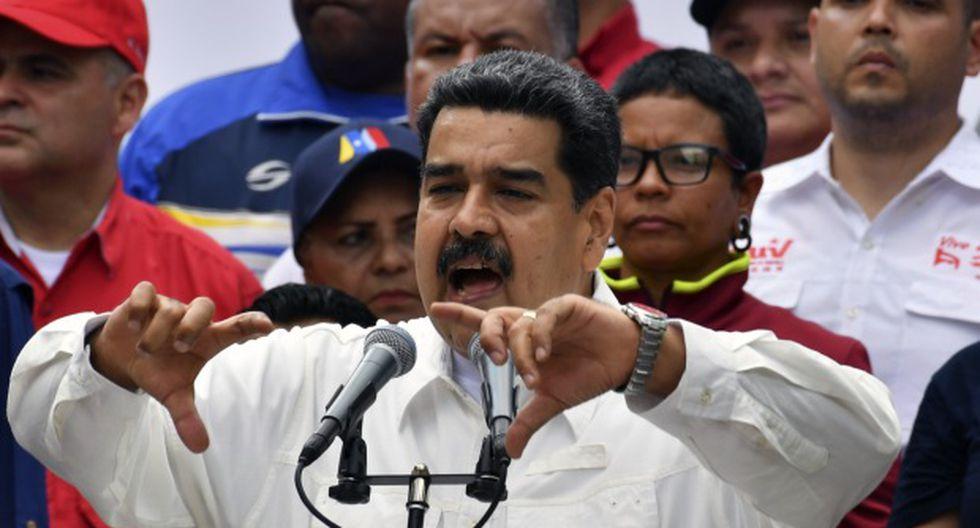 Los cubanos actúan entre la estructura militar y de inteligencia de Venezuela, liderado por Nicolás Maduro. (Foto: AFP)