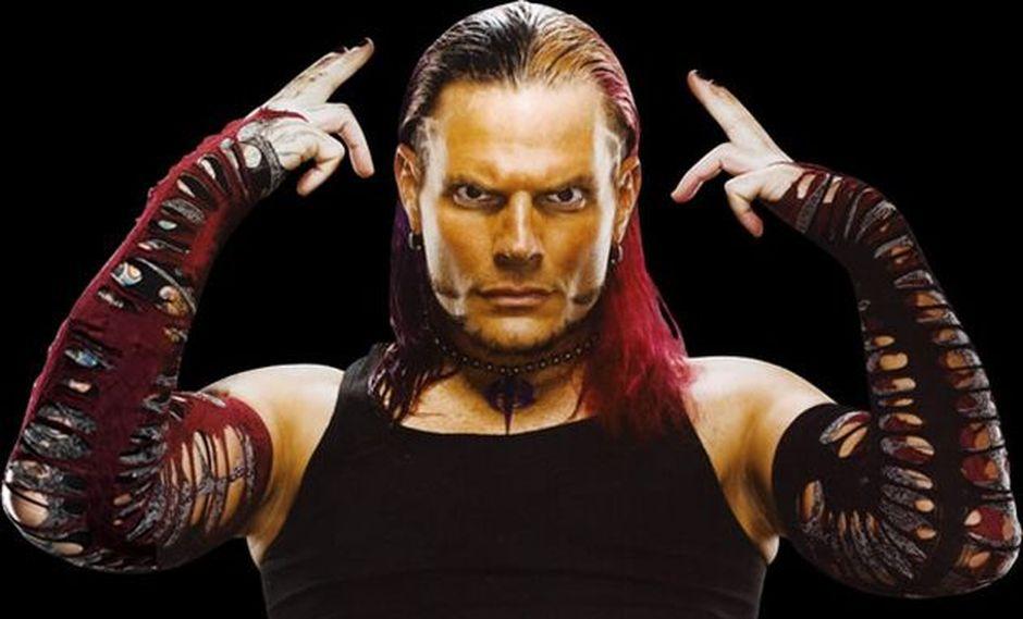 WWE: Jeff Hardy viene a Lima para el Imperio Lucha Libre