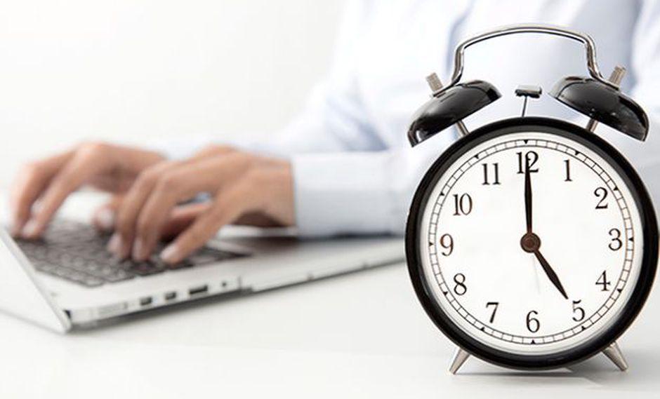 El horario en el que se comparte contenido puede influir en el éxito o fracaso de una publicación.(Fuente: Thinkstock)