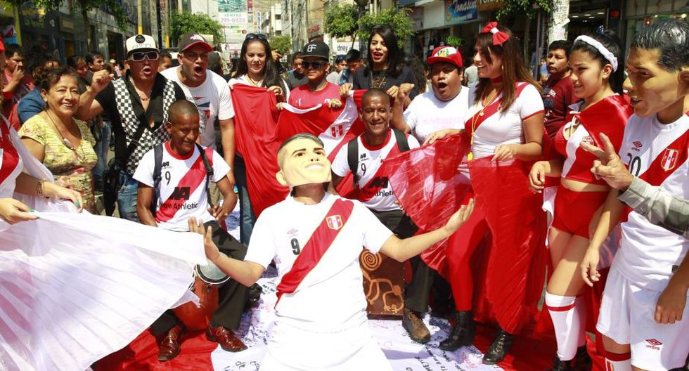 La clasificación del Perú ya ha logrado un efecto dinamizador. (Agencia Andina)