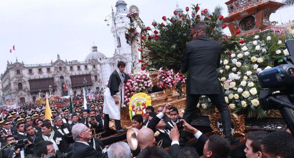 Santa Rosa de Lima. (Andina)