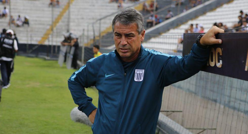 Pablo Bengoechea volverá a Alianza Lima con el objetivo de clasificar a la Copa Libertadores. (Foto: GEC).