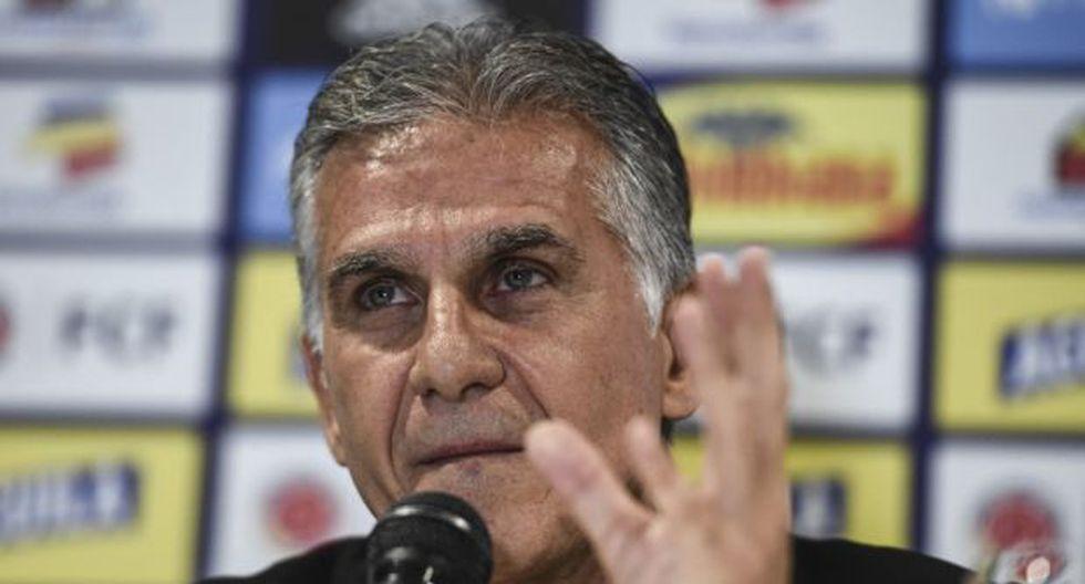 Perú y Colombia chocarán este viernes en el estadio Sun Life de Miami. (Foto: AFP)