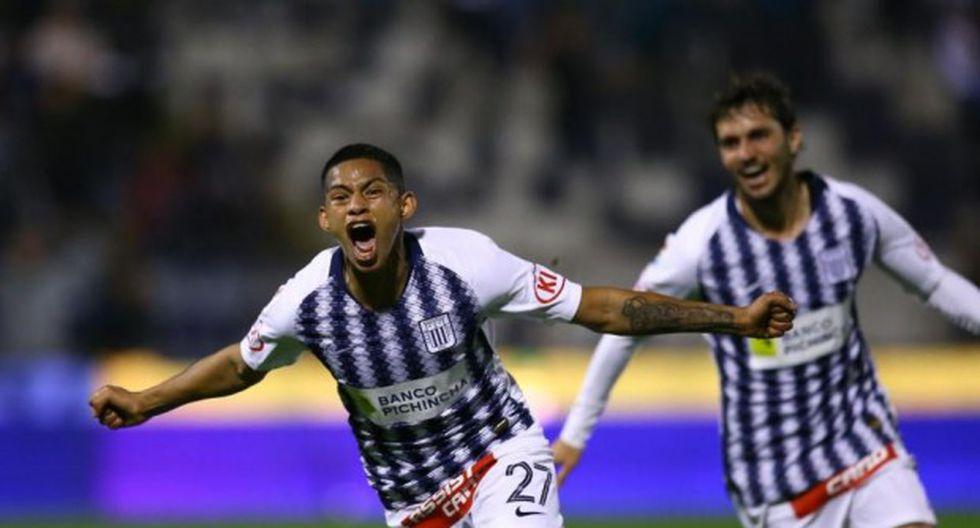 8. Kevin Quevedo / 6 goles - Alianza Lima. (Foto: GEC)