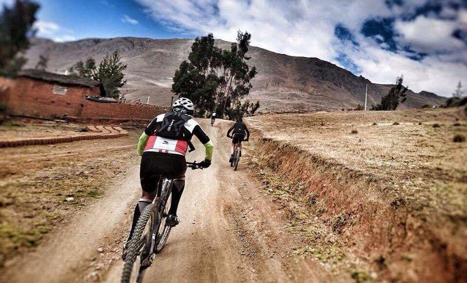 Ciclismo de montaña de primer nivel en Áncash.