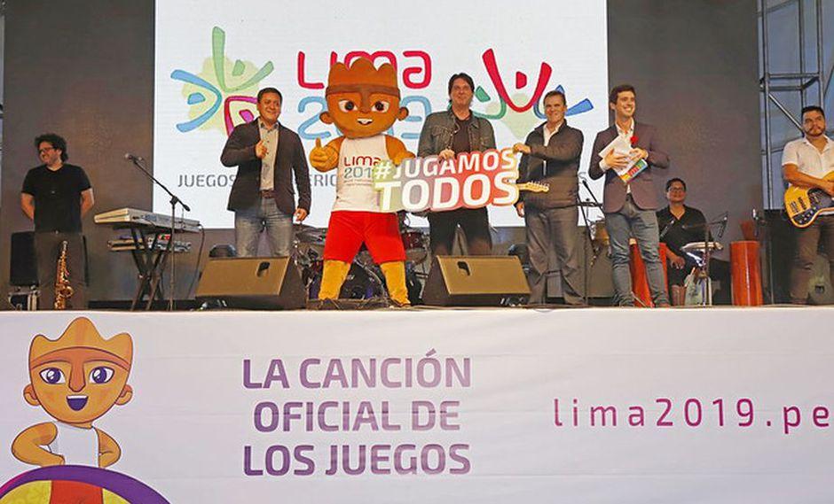 Lima 2019: esta es la canción oficial de los Juegos Panamericanos