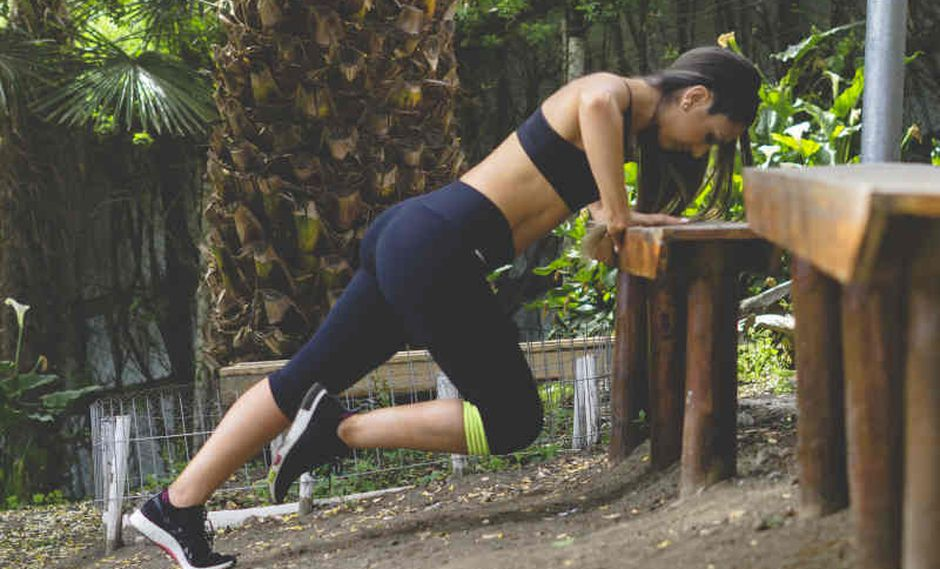 Maite Jiménez nos enseña cómo combinar alimentación y ejercicios.