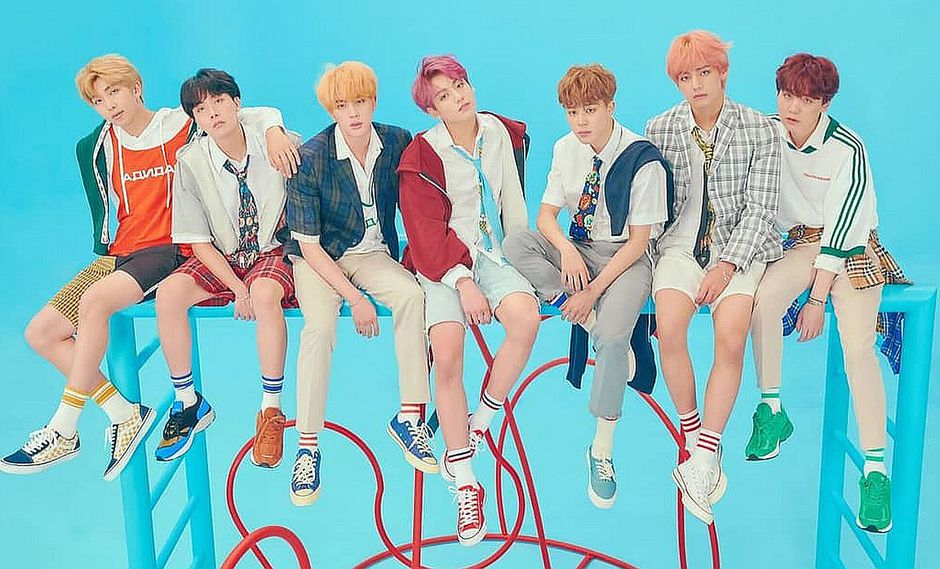 Fanáticas de BTS mostraron todo su cariño a la banda en las redes sociales. (Foto: @btsoficiaL)