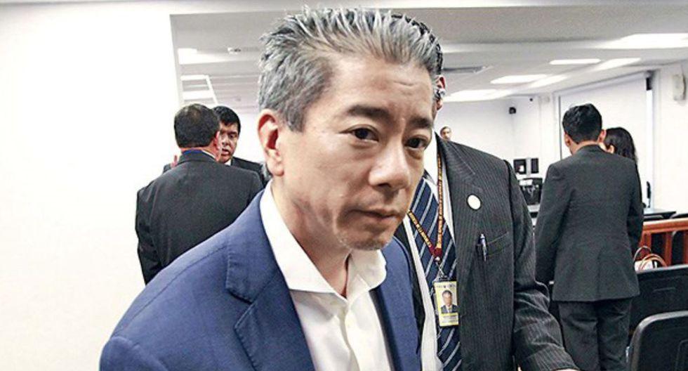 Jorge Yoshiyama Sasaki es uno de los investigados por presunto lavado de activos dentro de la campaña de Keiko Fujimori. (Foto: Difusión)