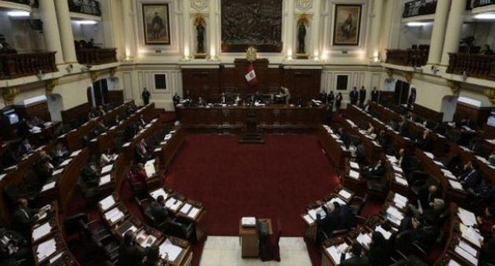 Los legisladores resaltaron la edad de Pedro Pablo Kuczynski. (Foto: GEC)