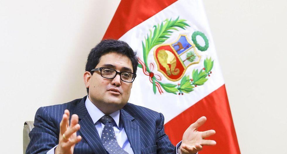 El procurador Jorge Ramírez solicitó la reducción del cobro de peajes de Línea Amarilla y el Poder Judicial le dio la razón. (Foto: Andina)