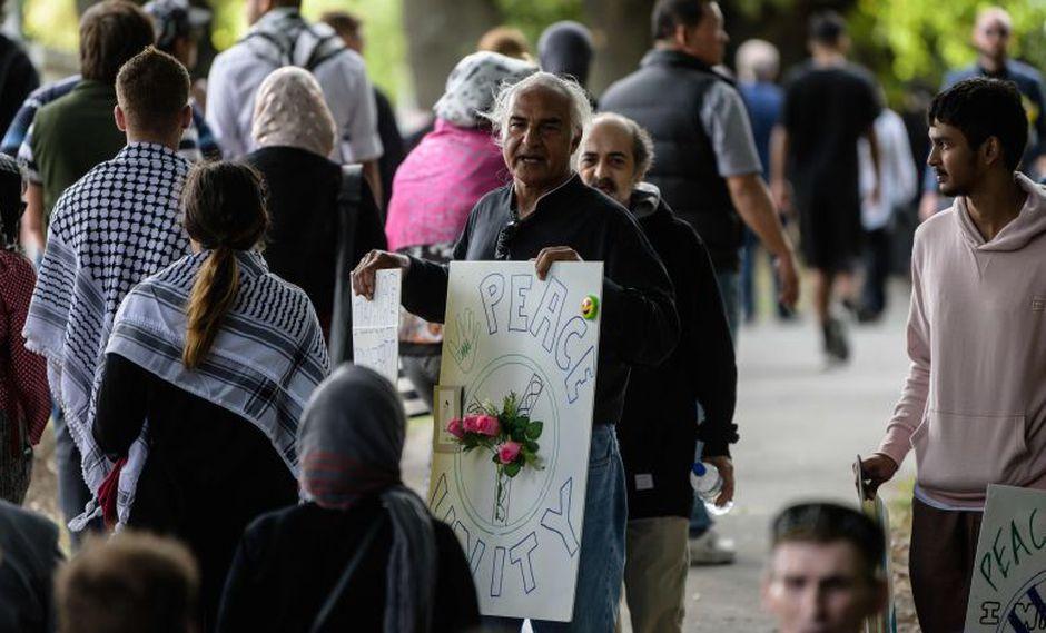 Miles rinden homenaje nacional a las víctimas de la masacre en Nueva Zelanda | FOTOS
