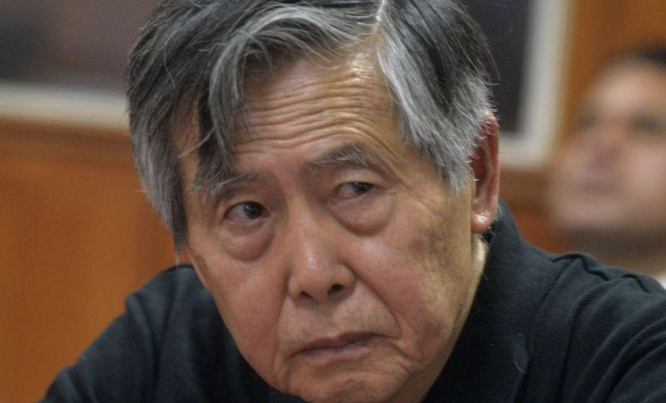 Alberto Fujimori sigue casado con Satomi Kataoka. (Foto: Andina)