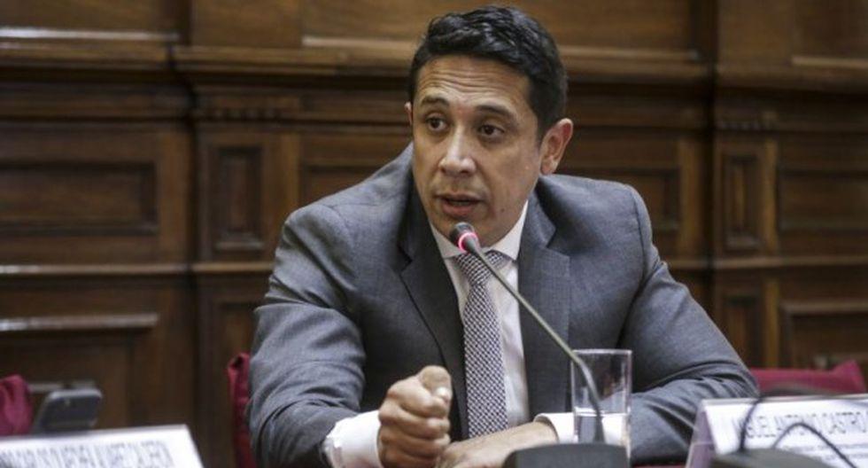 El congresista Miguel Castro aseguró que está dispuesto a someterse a cualquier investigación por este caso. (Foto: GEC)