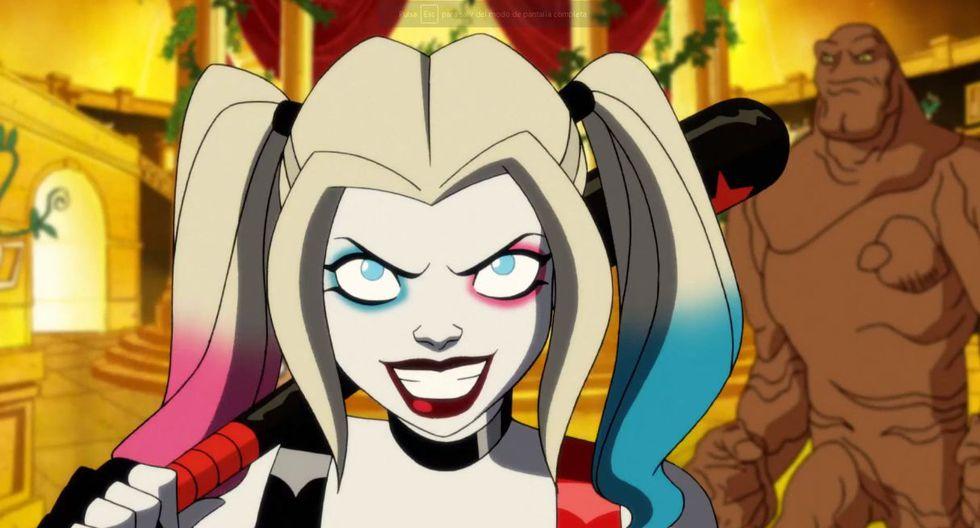 Harley Quinn reveló el primer tráiler de su serie animada en la Comic Con de San Diego. (Foto: Warner Bros)