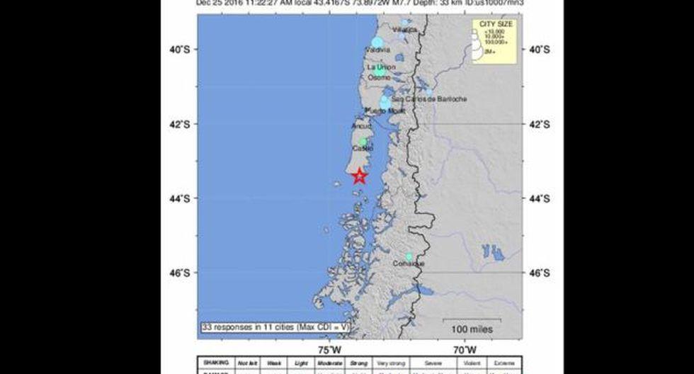 Chile. (EFE)