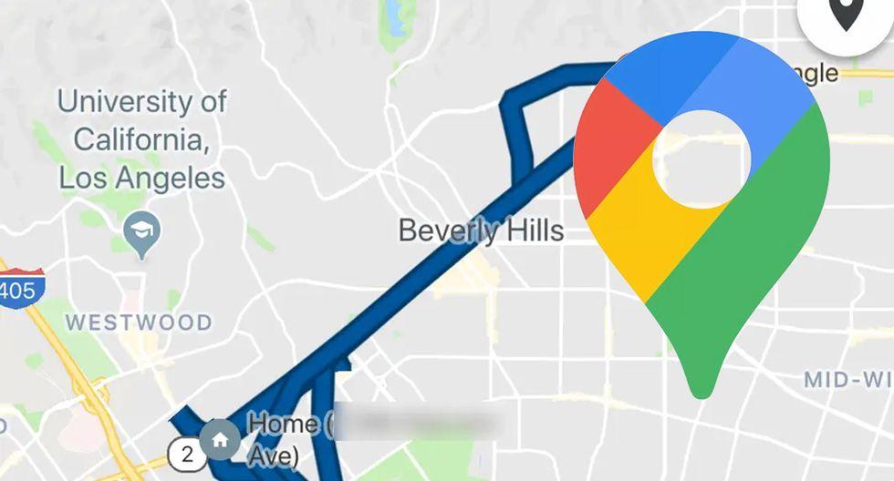 ¿Quieres saber cuáles son todas las ciudades que has visitado? Usa este truco de Google Maps. (Foto: Google)