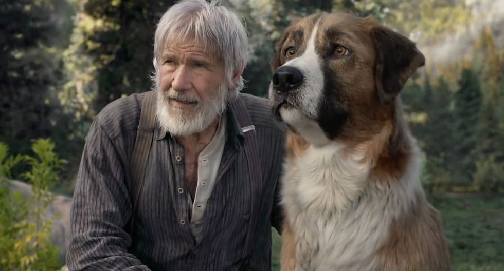 "Harrison Ford regresa a Hollywood para estrenar ""The Call of the Wild"": (Foto: 20th Century Fox)"