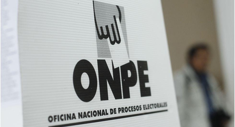 El Partido Morado es la agrupación que más renuncias presenta con un total de 3. (Foto: Andina).