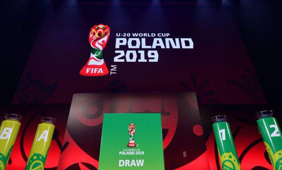 Mundial Sub 20 Polonia 2019: así quedaron los grupos del torneo de selecciones tras sorteo