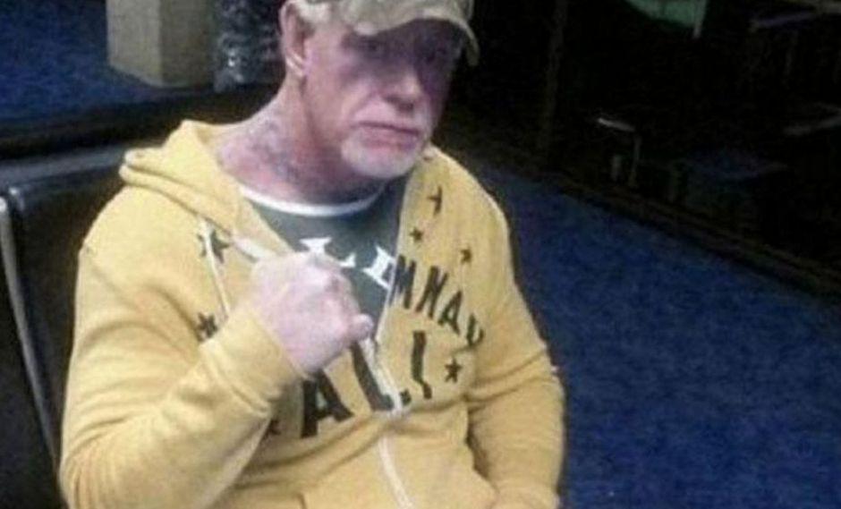 7 fotos en las que Undertaker luce decaído por los años