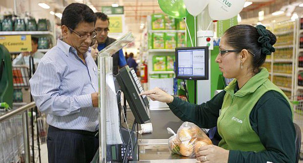 Consumidores pueden solicitar el Libro de Reclamaciones para formular quejas si proveedores incumplen con el redondeo de precios. (Foto: GEC)<br>