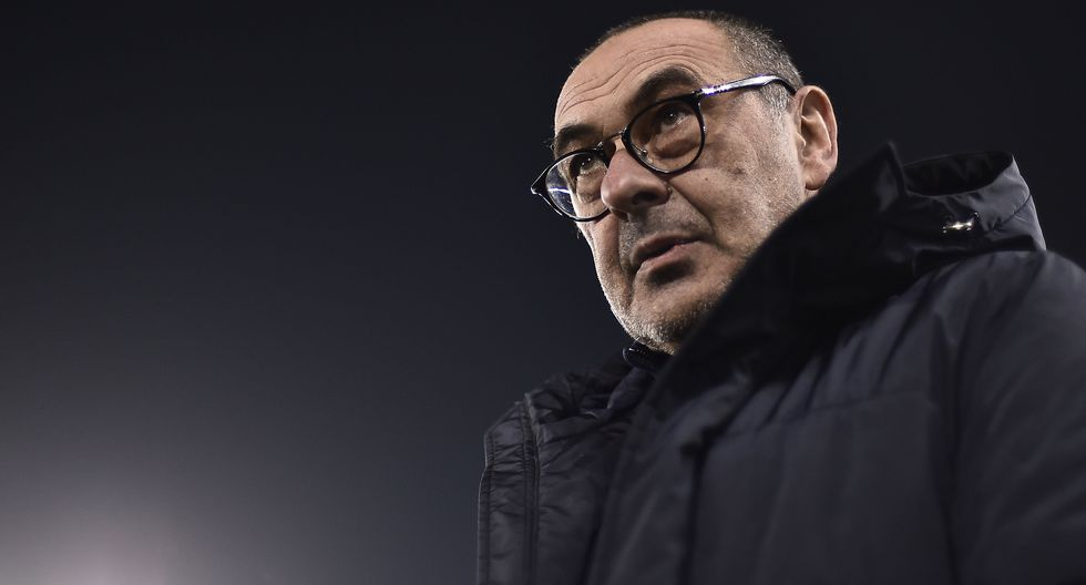 13 - Maurizio Sarri - Juventus - 10,3 millones de euros. (Foto: AFP)