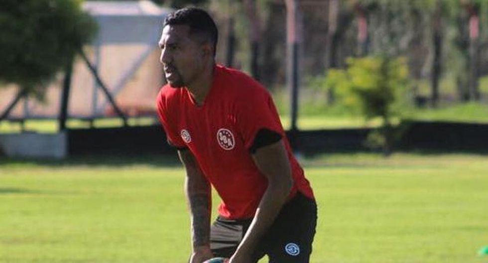 Luis Ramírez jugará en Sport Boys este 2020 tras su paso por Alianza Lima. (Foto: Sport Boys)