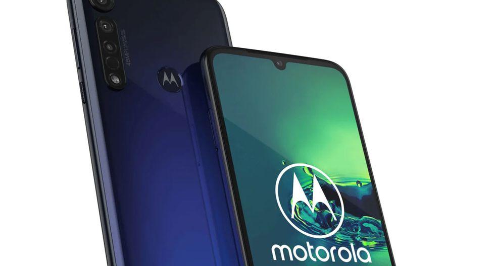 ¿En qué se diferencia el Moto G8 Plus del G8 Play? Conoce sus características. (Foto: Motorola)