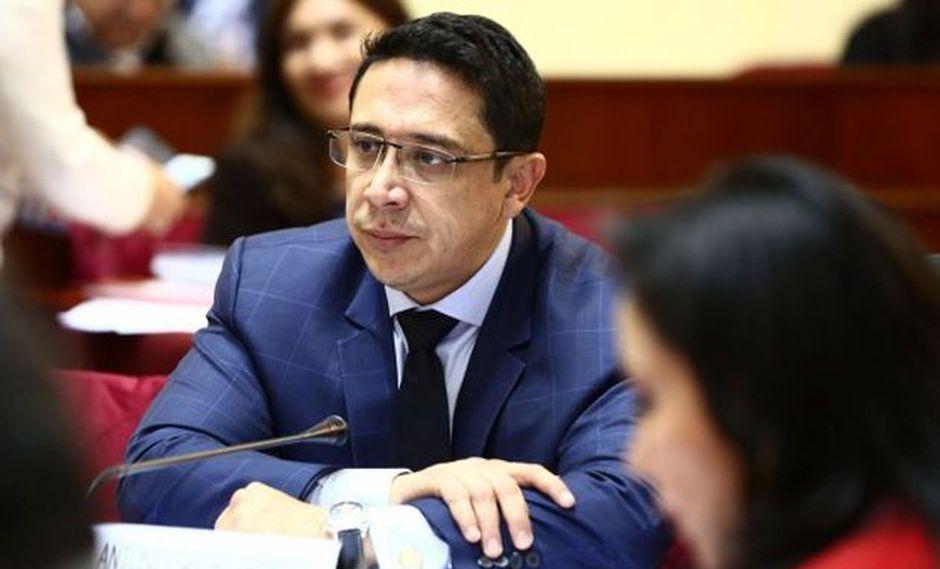 Miguel Castro había renunciado a la bancada de Fuerza Popular el pasado 9 de enero. (Foto: GEC)