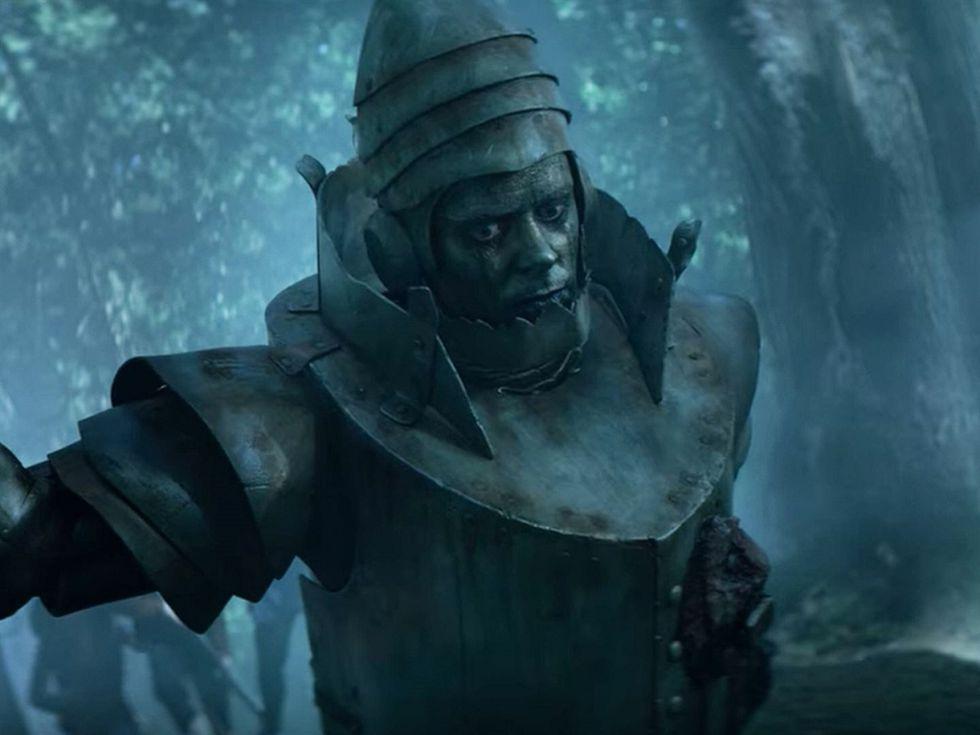 The wizard of Oz - The hidden world of Sabrina (Photo: Netflix)