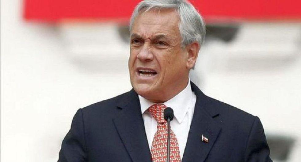 El mandatario de Chile, Sebastián Piñera. (Foto: EFE)