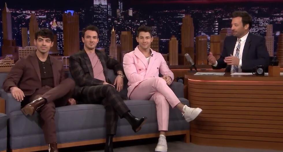 Jonas Brothers: Kevin Jonas reveló que su hija casi arruina la sorpresa del regreso de la banda (Foto: Captura de pantalla)