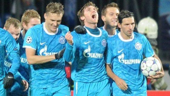 Zenit FC (Foto: AFP)