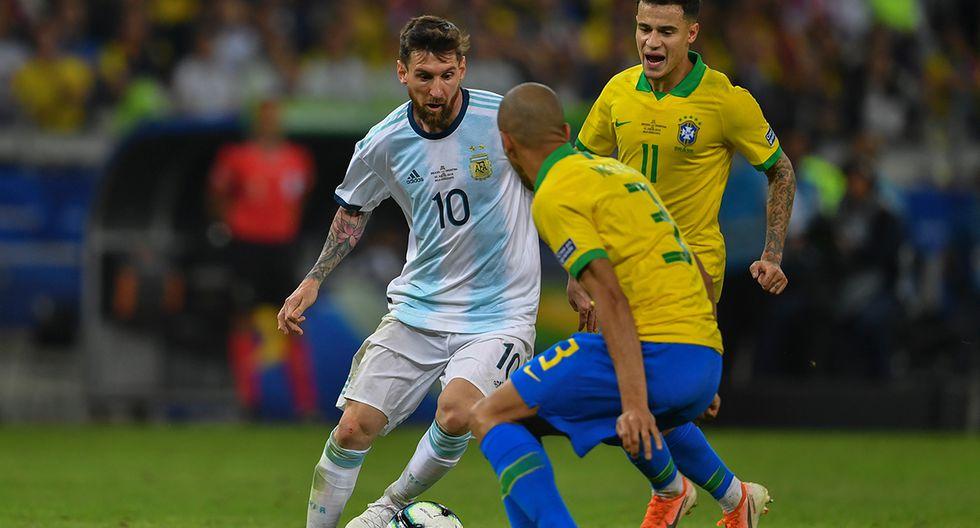 Lionel Messi volverá a la selección albiceleste tras la suspensión que recibió en la Copa América. (Foto: AFP)